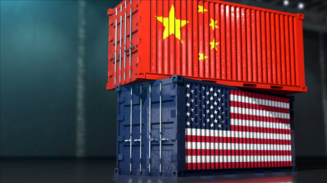 The tit-for-tat trade battle between China and the U.S. continues.