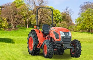 Kioti is introducing eight new models of tractors to its North American lineup.