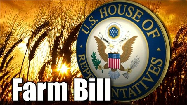 A partisan fight over the 2018 farm bill moved to the House floor Wednesday.