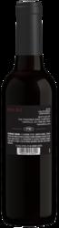 2019 Saldo Zinfandel 375ml Back Bottle Shot