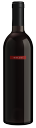 Saldo Zinfandel 750ml Bottle Shot